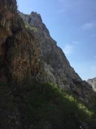 Climber's paradise.