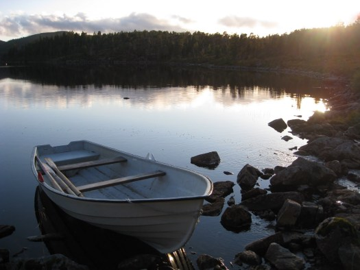 Elgsjøen. Foto: Nina