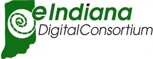 eIndiana Digital Consortium logo