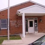 A photo of Roanoke, Indiana Post Office.