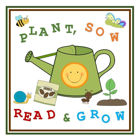 Plant, Sow, Read & Grow logo