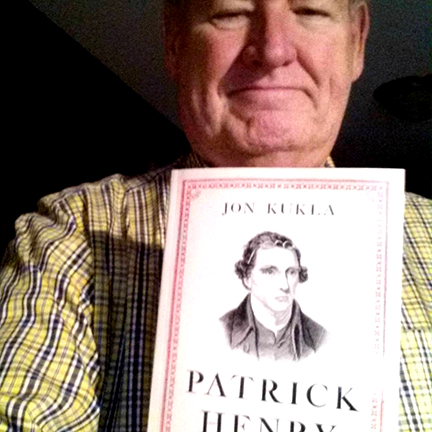 'New Look at Patrick Henry' topic for Oct. 24 lecture