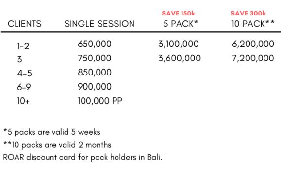 PT rates new website