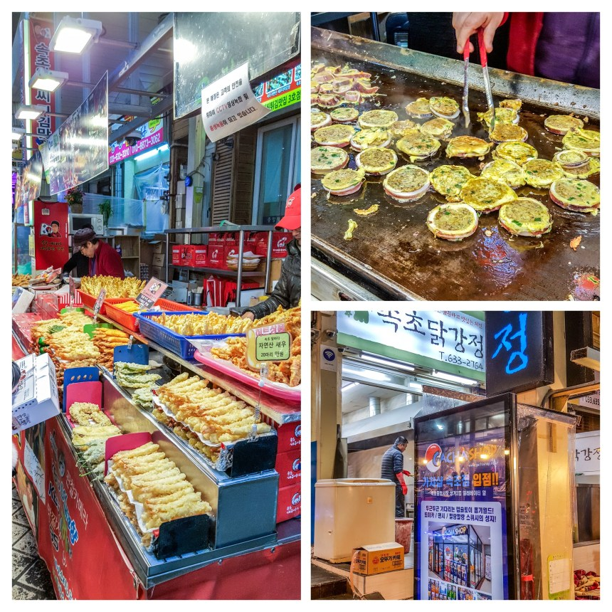 Street food in Korea plays very important role when traveling