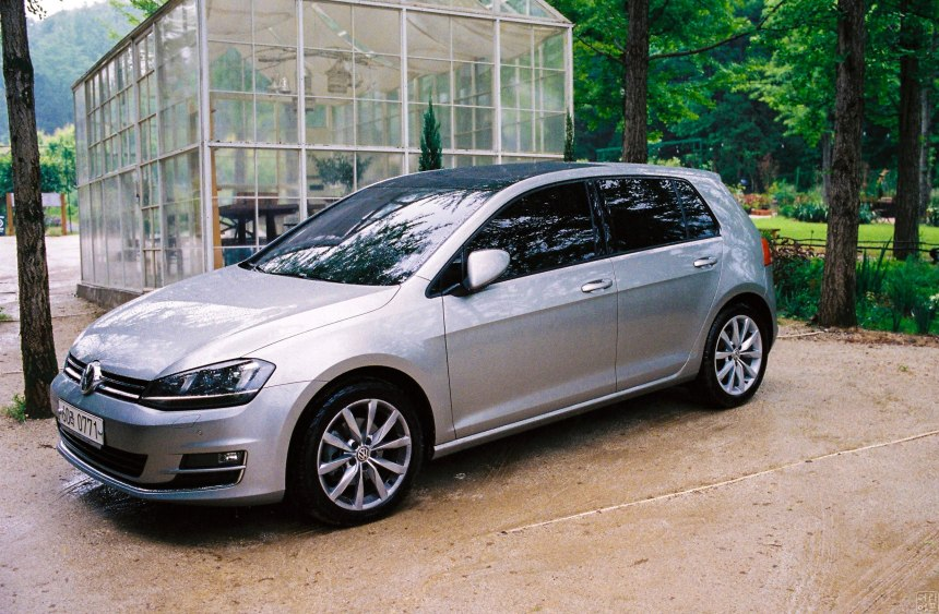 Volkswagen Golf - I lost a lot of value when sold it due to diesel gate.