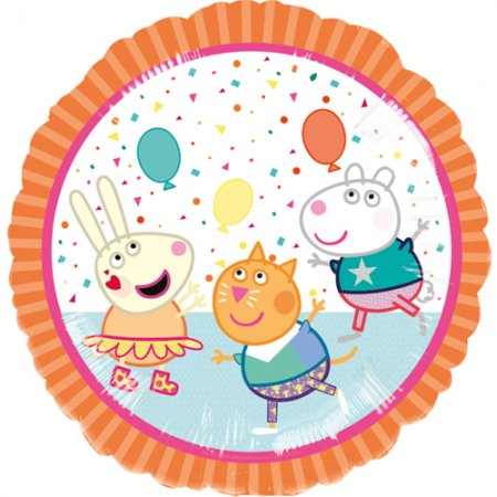 18″ Peppa Pig Party Balloon