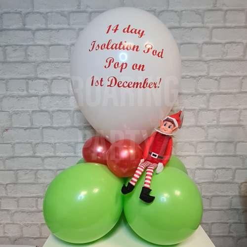 Elf Isolation Pod Balloon
