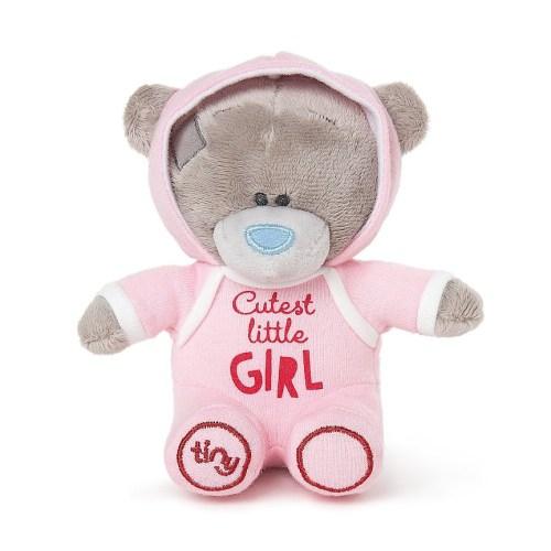 Cutest Little Girl Bear