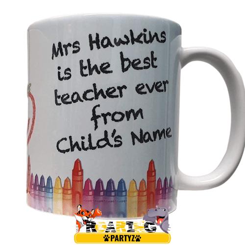 Teacher Personalised Mug