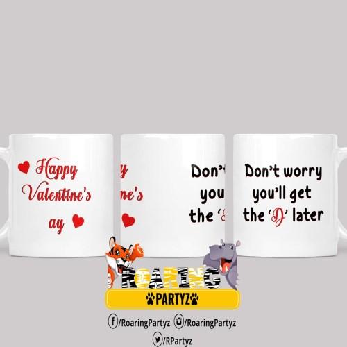 Valentine's Fun Mug D