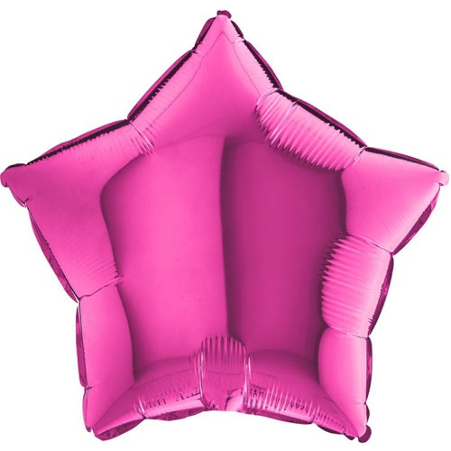 18 Inch Pink Star