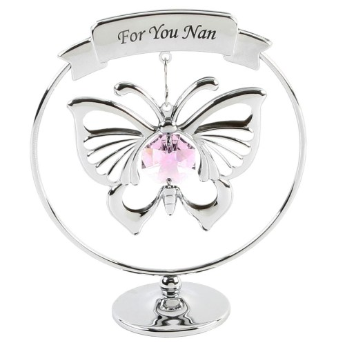 Crystocraft For You Nan Ornament - Crystals From Swarovski®