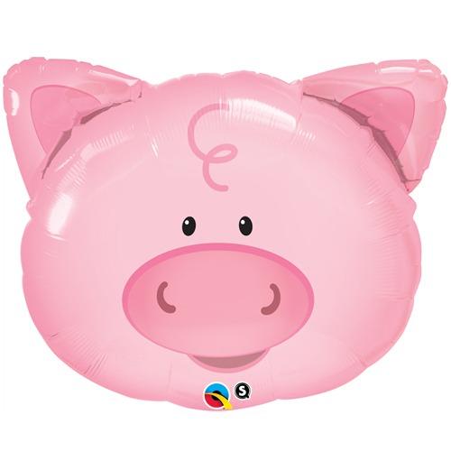32 Inch Pig Foil Balloon