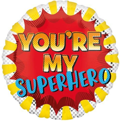 You're My Superhero Balloon