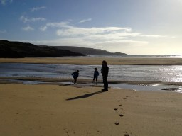 kids love beaches!
