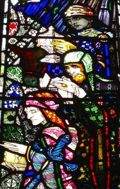 St Barrahane detail