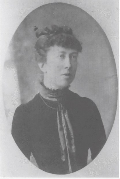 A young Agnes