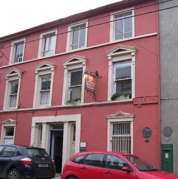 The Clerke House on Bridge Street
