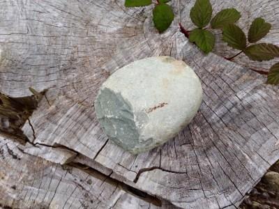 maul on wood