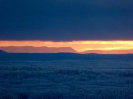 Peace Valley Sunset closer
