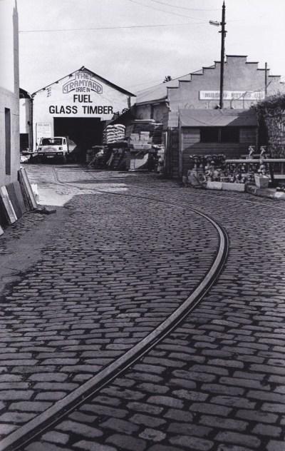 dalkey tramyard