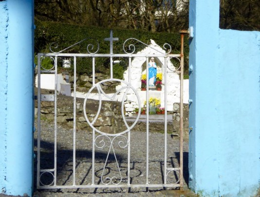 Lady's Well Gate