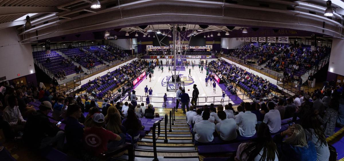 Flowers Hall - Facilities - University of North Alabama Athletics