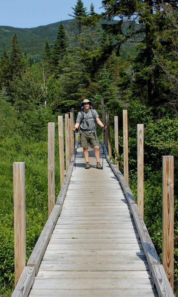 Boardwalk on Zealand Trail