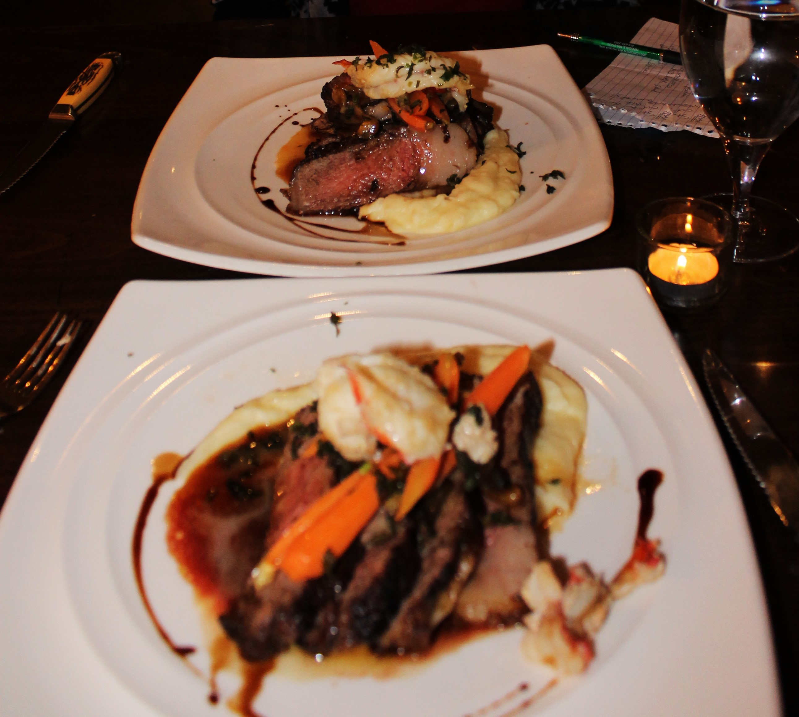 Review - Junction Restaurant at Essex Resort and Spa ...
