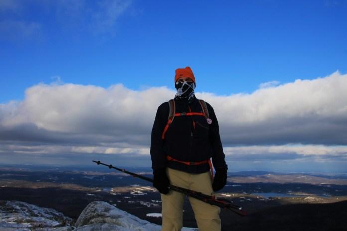 Summit of Monadnock- secret hike