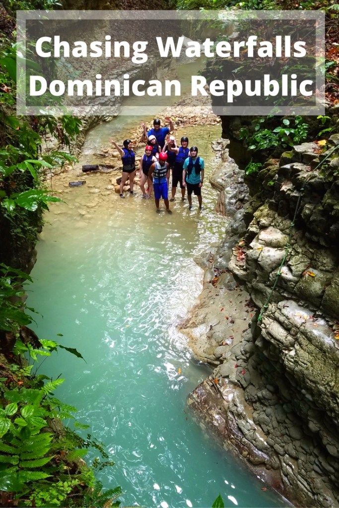 7 Waterfalls in the Dominican Republic - Our Best Day