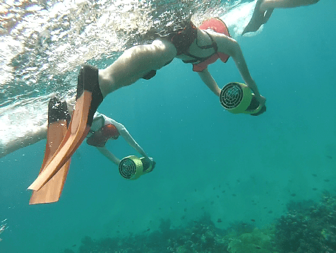 Why You Need to Try Power Snorkeling