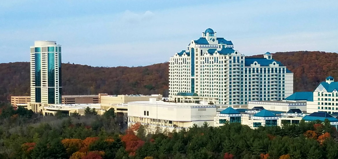 Foxwoods resort casino ct