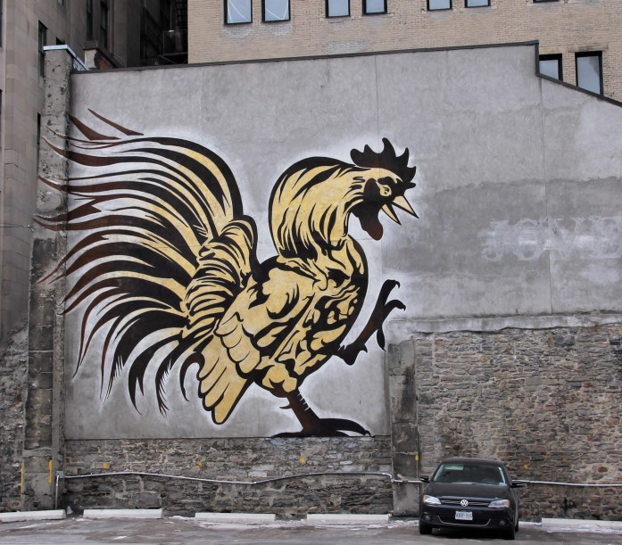 Montreal's Street Art Lured Me Into Alleys