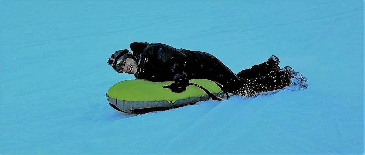 Why Airboarding Should Be Your New Winter Obsession