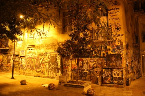 Post image for Exarchia and the Greek spirit of resistance