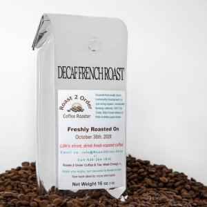 Decaffeinated French Roast Coffee