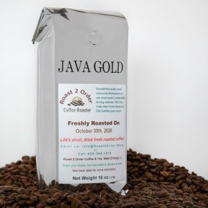 Java Gold Fresh Coffee