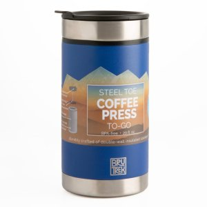 Planetary Design 20oz thermal travel French Press maker