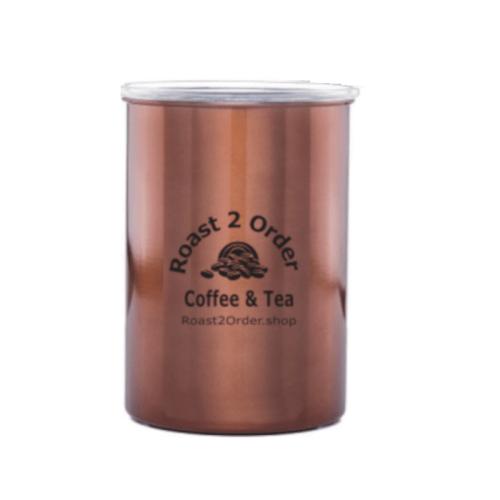 Mocha Airtight Coffee Canister