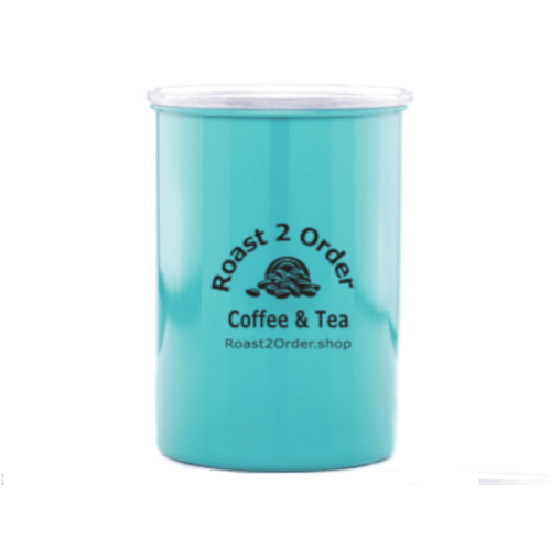 Turquois AirTight Canister