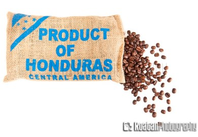 Coffee Beans From Honduras