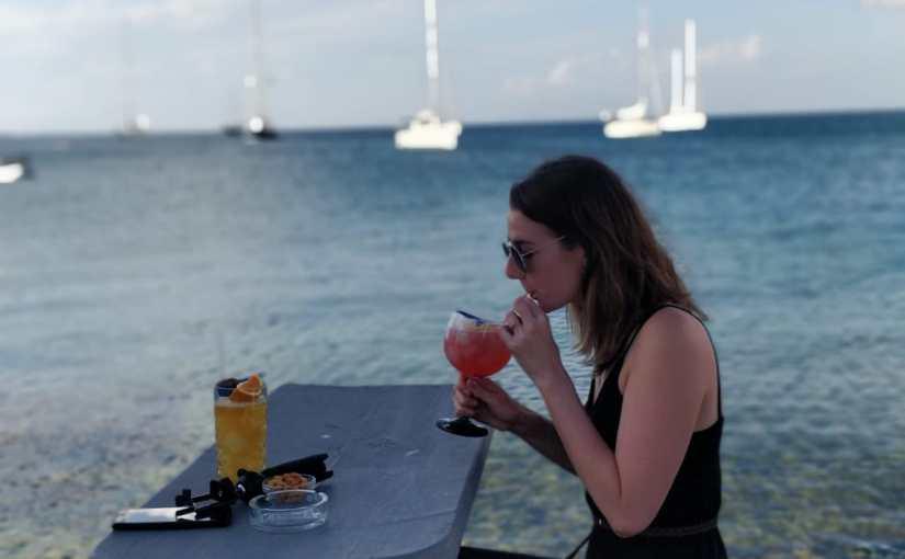 Greece: Lazy days and eating Paros and Antiparos