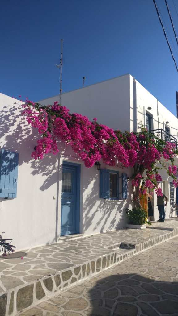 Streets of Antiparos