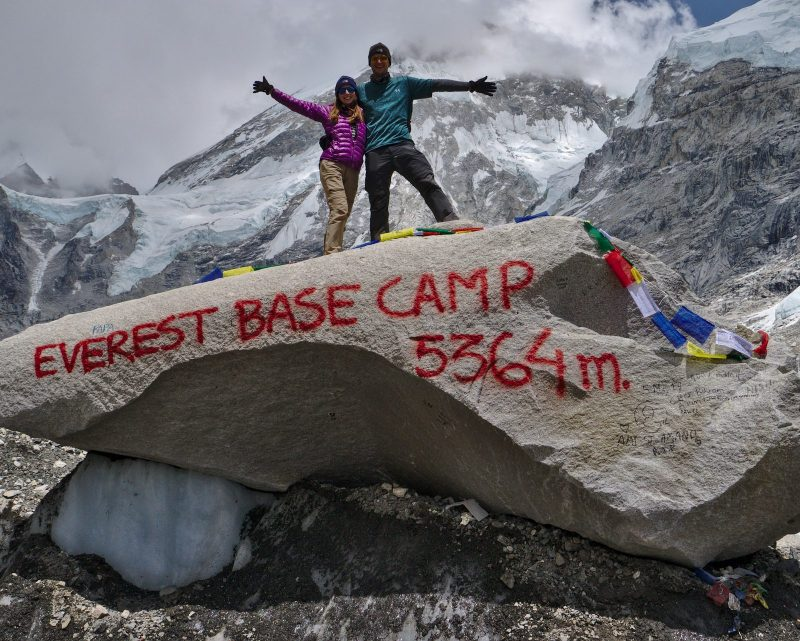 Everest Base Camp Itinerary and Accommodation List | EBC Independent Trek 2019