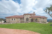 Texas Hill Country Custom Homes