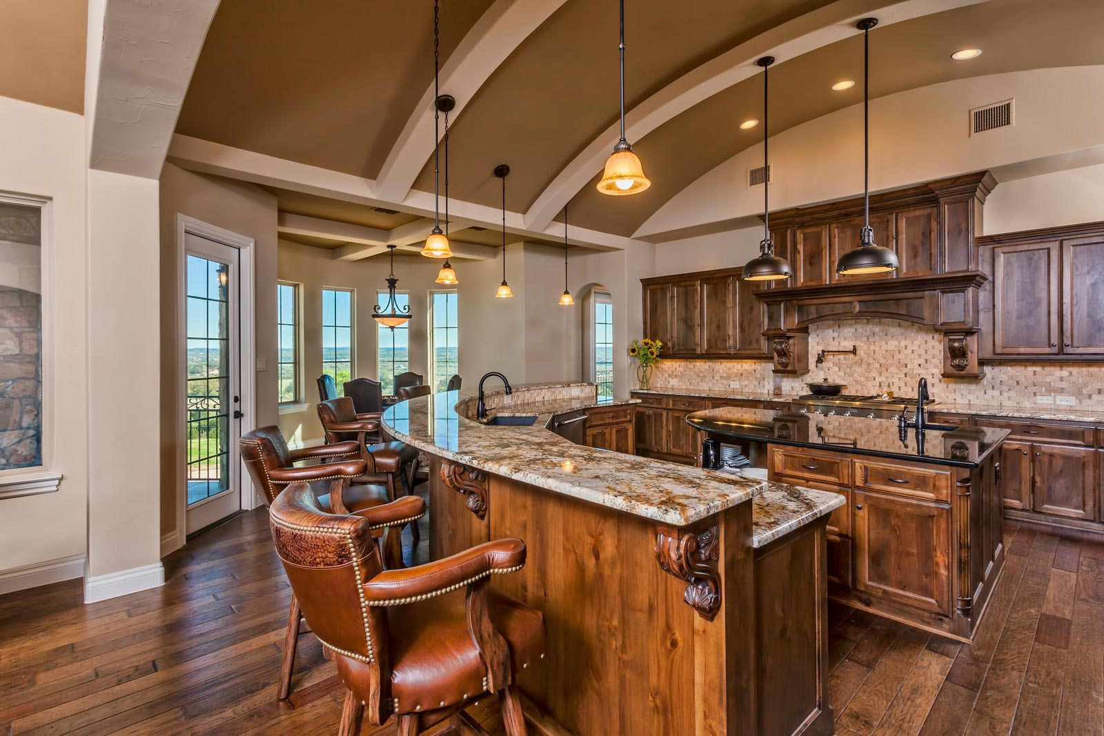 Custom Home Kitchens  Custom Home Builder San Antonio