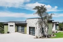 Hill Country Contemporary - Custom Home Builder San