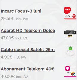 aparate tv telekom focus diaspora