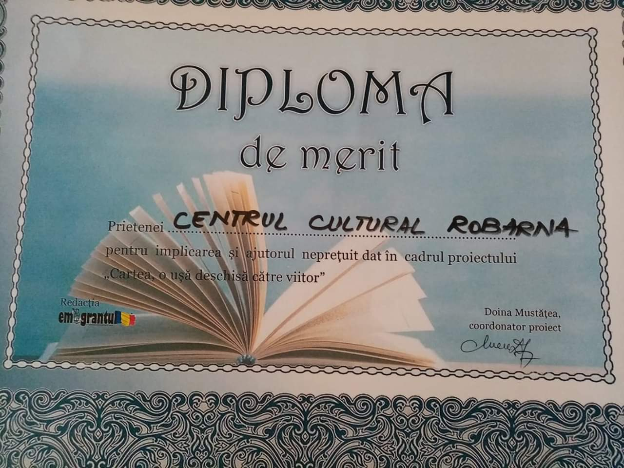 ccrb diploma